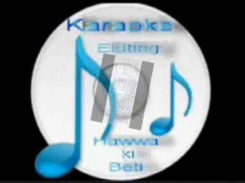 Tu Mila De Mile De (  Saawan )Free karaoke with lyrics by Hawwa -
