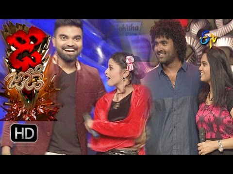 Dhee Jodi – 6th July 2016 - ఢీ జోఢీ – Full Episode
