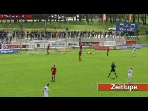 FC Memmingen - Eintracht Frankfurt II Regionalliga Süd 28. Spieltag