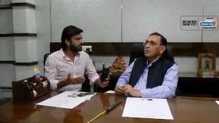 CM Shree Vijay Rupani & Rj Harshil say #iSalute
