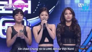 [VietSub] Nhóm nhạc nữ Việt Nam làm sốt Kpop
