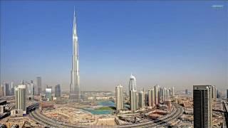 Burj Khalifa - Cận cảnh tòa nhà cao chọc trời