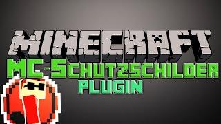 MC-Schutzschilder Bukkit Plugin Minecraft 1.7.9 | German| | Tutorial |