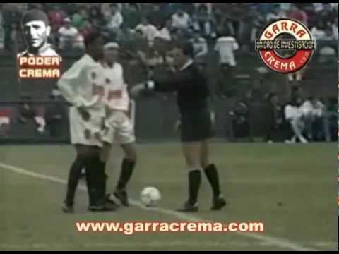 (10.10.93) Universitario de Deportes 1 vs alianza lima 0 - EL CLÁSICO DE BARONI