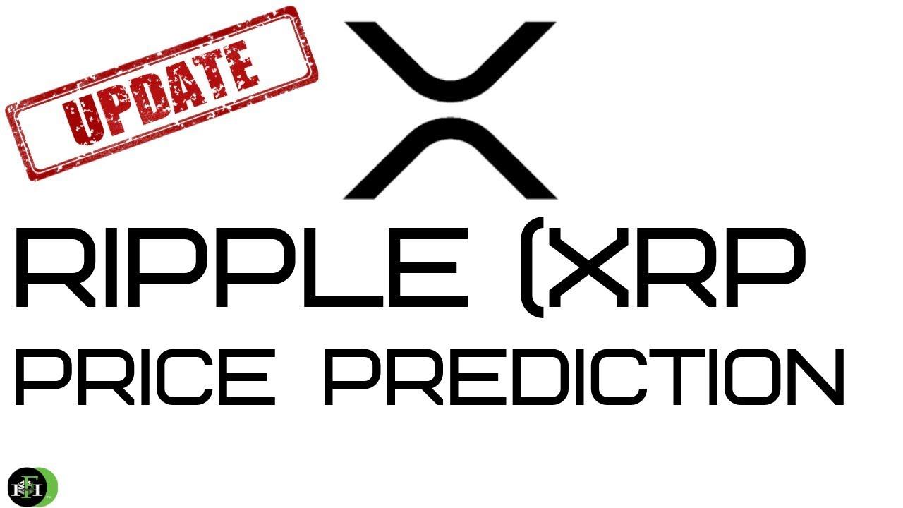 XRP (RIPPLE) PRICE PREDICTION (NEW)