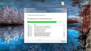 загрузка, установка и настройка Outpost Firewall PRO Rus