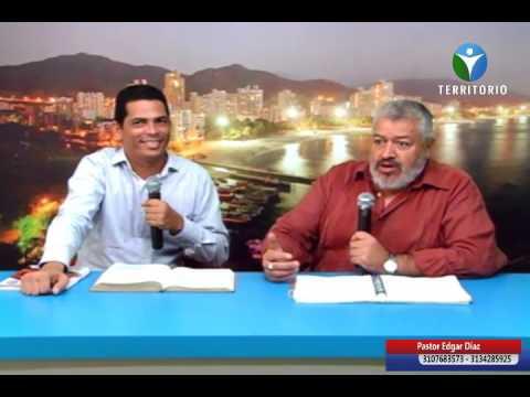 Corre una milla extra , Pastores John Morales y Edgar Diaz