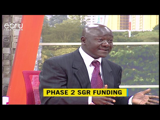 Why SGR Project Was More Expensive To Establish In Kenya?