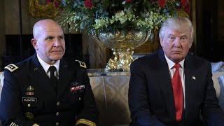 Trump picks Gen. McMaster for national security adviser