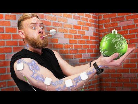 DON'T Drop The Item! | Electroshock Challenge!