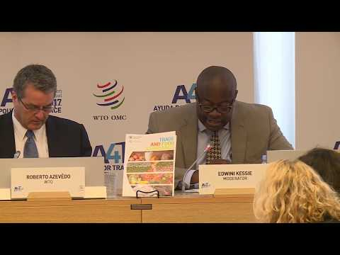GLOBAL REVIEW 2017 — Trade and Food Standards: Joint FAO-WTO Publication Launch