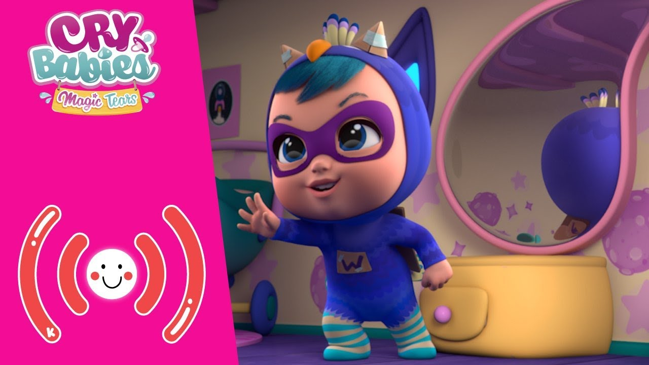 WANDY TO THE RESCUE ⚡💙 CRY BABIES 💧 MAGIC TEARS 💕 FULL Episodes 😍 CARTOONS in ENGLISH