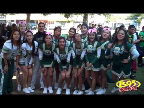 2013 High School Tour: Roosevelt High