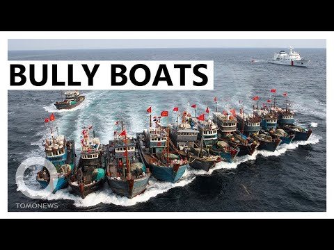 How China is Weaponizing its Fishing Fleet