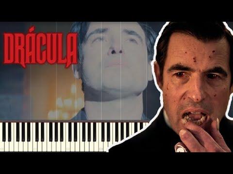 🎵 Ending Scene Theme (The Fear) - Dracula Netflix [Piano Cover]