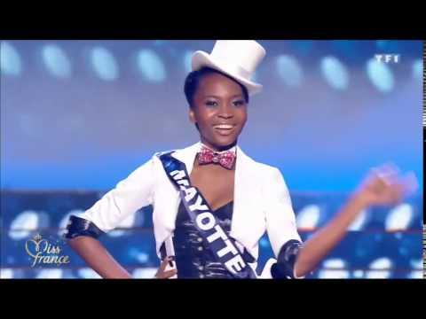La chute de Miss Mayotte à Miss France 2017
