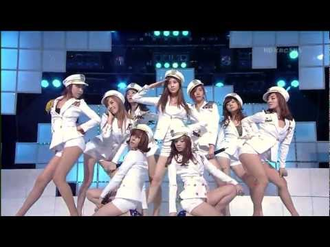 090628 SNSD - Tell Me Your Wish (Genie) @ Comeback Stage Inkigayo