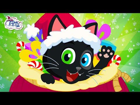 Tatty Lilly y Misifu van a la Casa de Papa Noël