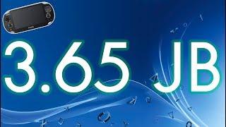 PS Vita and the 3.65 Jailbreak?