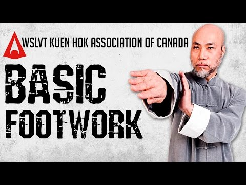 Sifu Cliff Au Yeung | WSL VIng Tsun | Basic Footwork