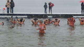 Morsy z Olsztyna i okolic biły Rekord Guinnessa - Olsztyn 13.12.2015