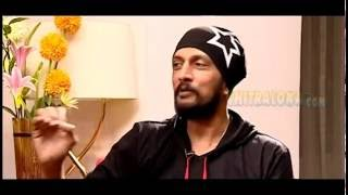 Kiccha Sudeep Exclusive Interview With Chitraloka Editor KM Veeresh