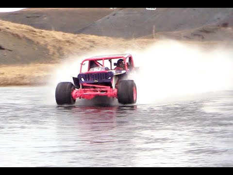 HYDROPLANING IN ICELAND COMPILATION!