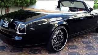 2008 Rolls Royce Drophead, At Celebrity Cars Las Vegas