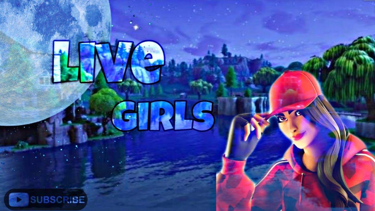 Live Fortnite fr [girl] créatif