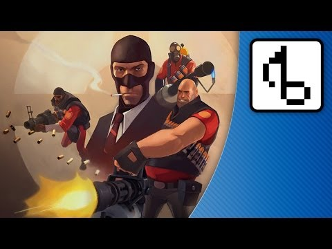 The Team Fortress 2 Song! - brentalfloss