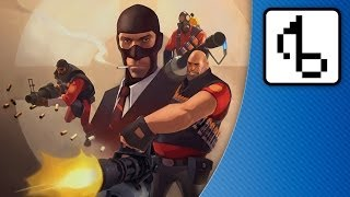 Repeat youtube video The Team Fortress 2 Song! - brentalfloss