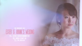 Bali Wedding   Ester + Ayank   Wedding in BALI