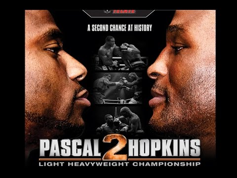 Bernard Hopkins vs. Jean Pascal II