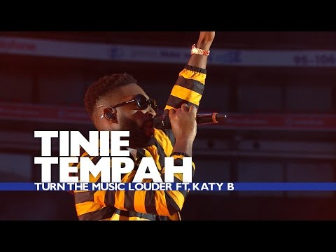 Tinie Tempah - 'Turn The Music Louder' (Live At The Summertime Ball 2016)