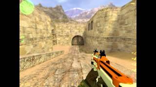 P90 Азимов из CS:GO для CS 1.6