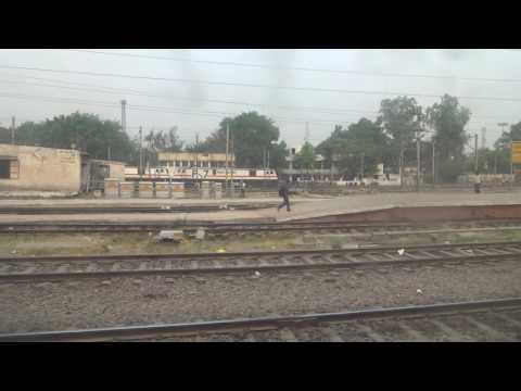 [IRFCA] Lucknow Shatabdi - A Indian Railway Journey Compilation