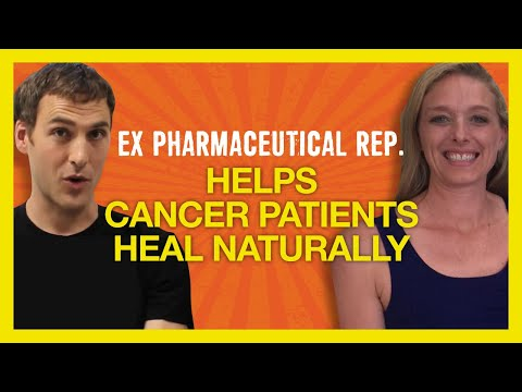 She quit Big Pharma to help cancer patients heal naturally