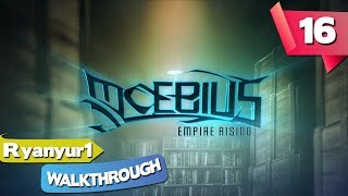 Moebius: Empire Rising Walkthrough - Chapter 6 - PART 16 - A Terrible Silence - Reichart`s dossiers