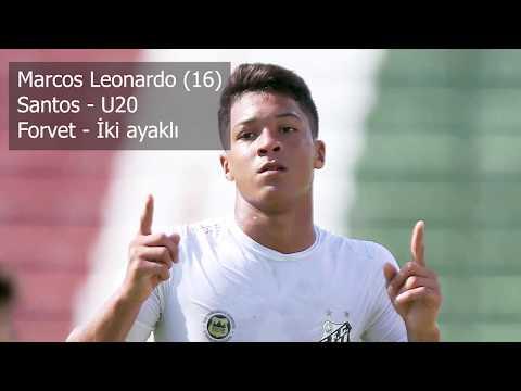 Marcos Leonardo - 2020 Skills & Goals