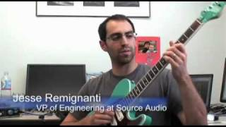 Guitar and Bass Distortion Pedal Demo: SA Engineers Talk About the Soundblox Multiwave Distortion