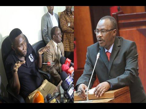 Alichokisema Juma Nkamia kuhusu Waziri Mwakyembe kwenda kwenye press ya Roma