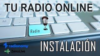 Cómo crear tu radio en internet gratis con Radionomy 2018