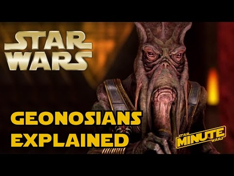 Geonosians Explained (Canon) - Star Wars Explained