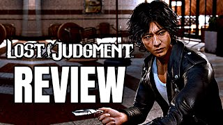 Lost Judgment Review - The Final Verdict (Video Game Video Review)