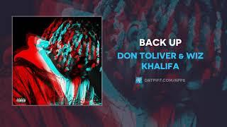 Don Toliver & Wiz Khalifa - Back Up (AUDIO)