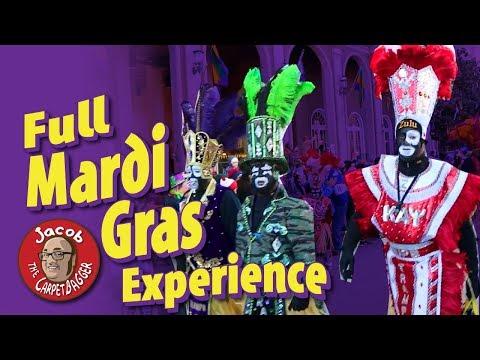 Full Mardi Gras Experience
