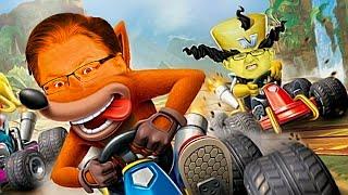 Salty k̶̶a̶̶r̶̶t̶  Crash Team Racing