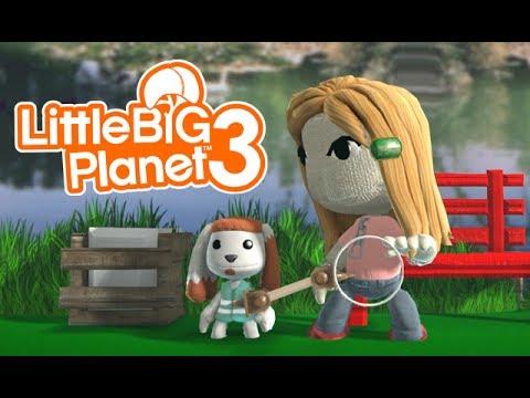 LittleBIGPlanet 3 - Wait For Me [Sad Movie] - Playstation 4