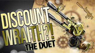 FORTNITE | THE DUET | A Discount WRAITH | Perk It or Pass It?