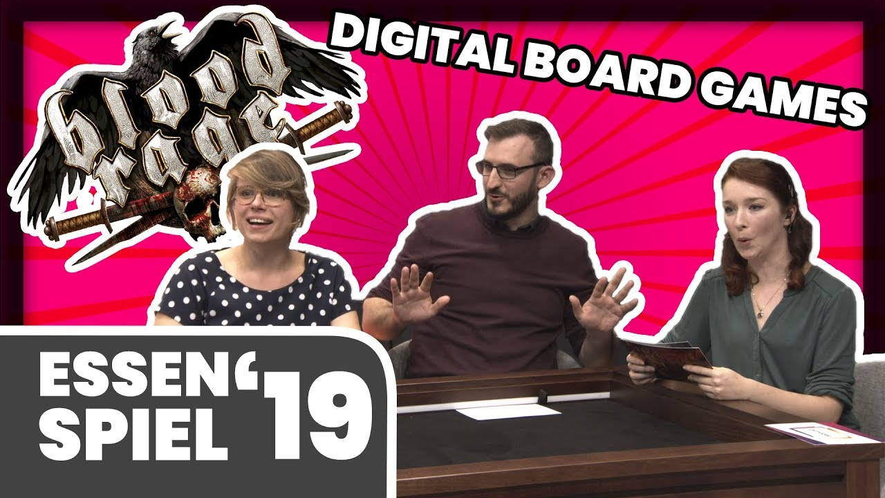 The Newest Digital Board Games! - Spiel 2019